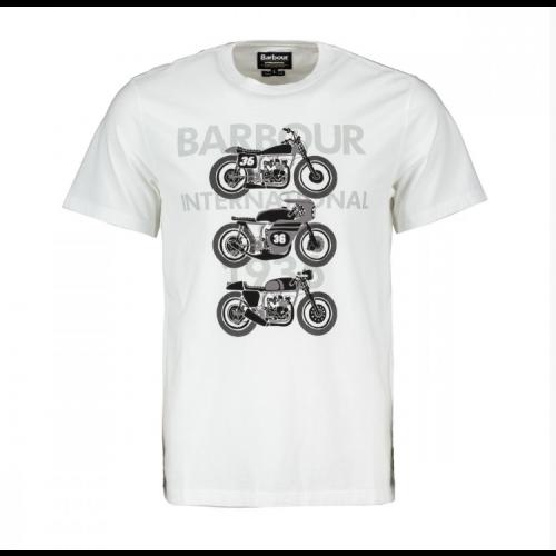 T-shirt stampa Moto