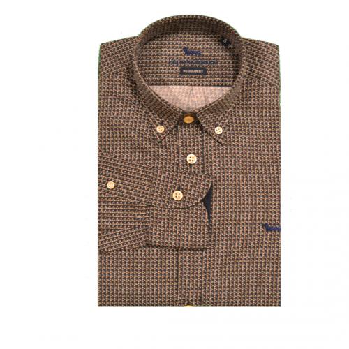 Camicia casual Harmont & Blaine forme geometriche